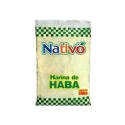 HARINA DE HABA NATIVO