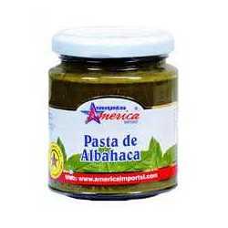 PASTA DE ALBAHACA AMERICA 205GR