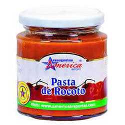 PASTA DE ROCOTO AMERICA 205GR