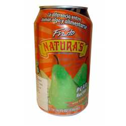 Zumo de pera naturas 330ml