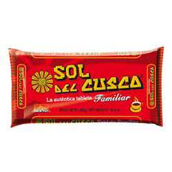 CHOCOLATE SOL CUSCO 90GR
