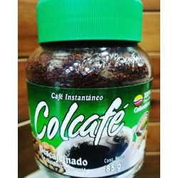 CAFE INSTANTANEO COLCAFE DESCAIFENADO X 85 GRS