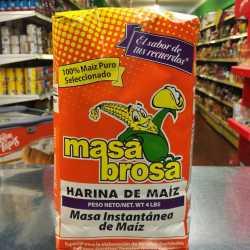 HARINA DE MAIZ MASA BROSA INSTANTANEA