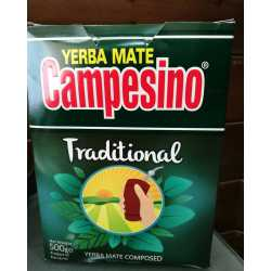 YERBA M. CAMPESINO HIERBAS NATURALES 500GR