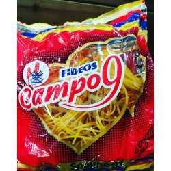 FIDEOS SPAGUETI CAMPO9 400G