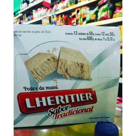 LHERITIER X 50 GRS UNIDAD