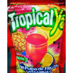 REFRESCO INST TROPICAL X 318 GRS