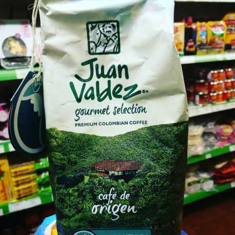 CAFE JUAN VALDEZ X 283GRS ORIEGEN SIERRA NEVADA