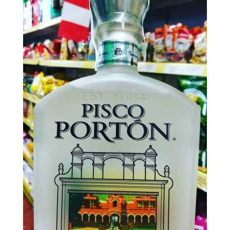 PISCO PORTON MOSTO VERDE ACHOLADO X 700