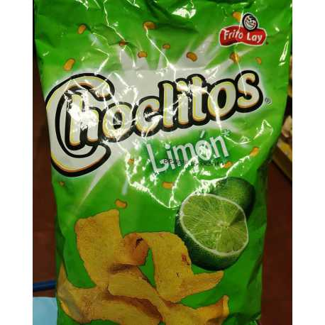 CHOCLITOS LIMON 29GR