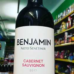BENJAMIN NIETO CABERNET SAUVIGNON