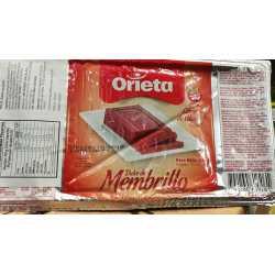 DULCE DE MEMBRILLO ORIETA 500GR