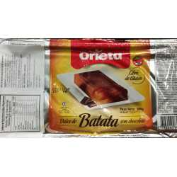 DULCE DE BATATA ORIETA 500GR