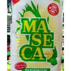 MASECA HARINA DE MAIZ BLANCO 2KG