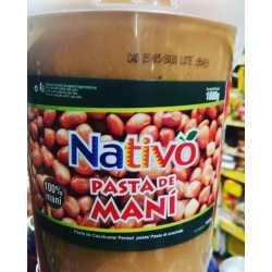 PASTA DE MANI NATIVO 1.600GR