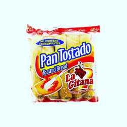 PAN TOSTADO LA GITANAX5