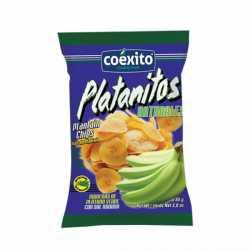 PLATANOS DORADO SAL 100GR