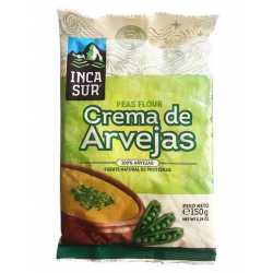 CREMA DE ARVEJAS INCASUR X 150 GRS