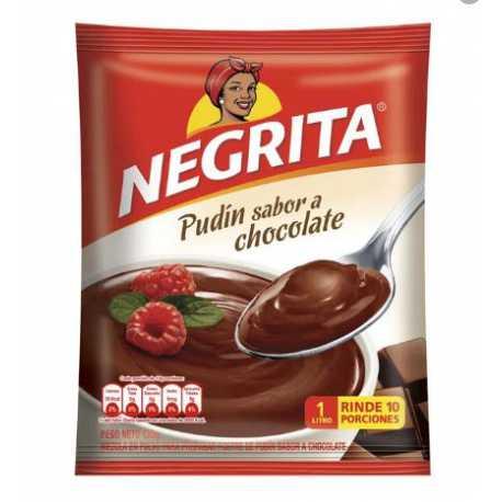 PUDIN DE CHOCOLATE LA NEGRITA 110GR
