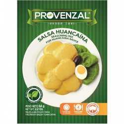 HUANCAINA SALSA PROVENZAL 64G