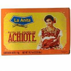 ACHIOTE LA ANITA X 1KG