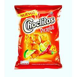 CHOCLITOS PICANTES 190GR