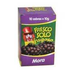 FRESCO SOLO MORA 10 SOBRES