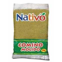 COMINO MOLIDO NATIVO 50G