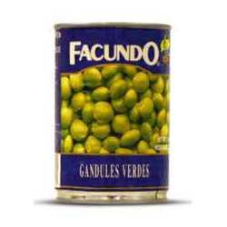 FACUNDO 3KG GANDULES VERDES