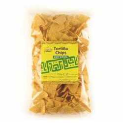 TORTILLAS CHIPS NATURAL ZANUY 454G