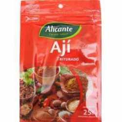 AJI TRITURADO ALICANTE 25G