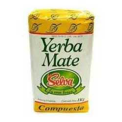 YERBA M. LA SELVA COMPUESTA 1K